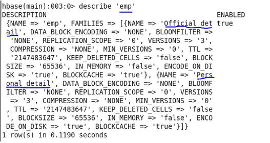 Hadoop Hbase Configuration