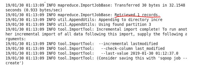 functions of Hadoop Sqoop