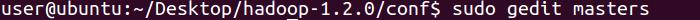 hadoop multi node cluster configuration