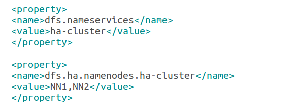 Set Up Hadoop Cluster with high availability