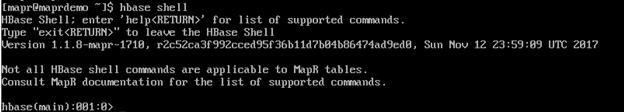 MapR installation guide