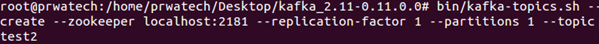 Spark Streaming Kafka Tutorial