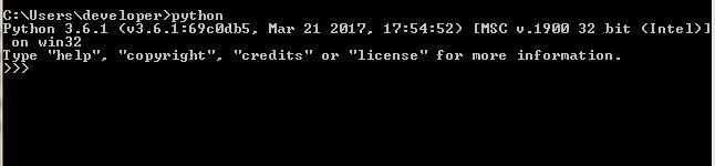 Python installation on Mac