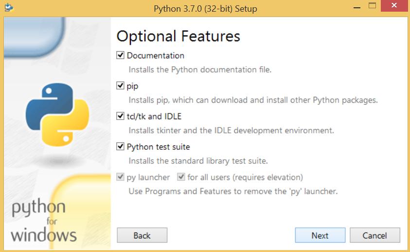 Python installation on Windows, Ubuntu, and Mac