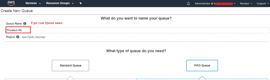 Amazon Simple Queue Service