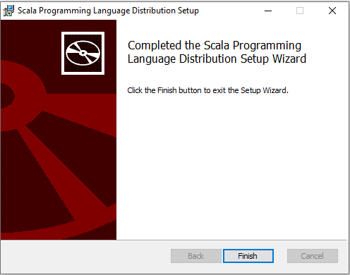completed the scala programing language