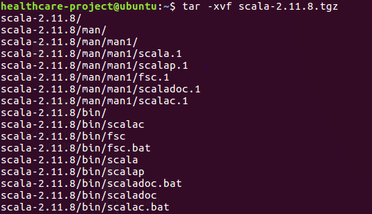 Download Scala Binaries