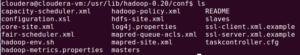 hadoop shell commands