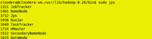 hadoop shell commands