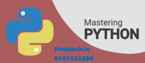 Python training in bangalore