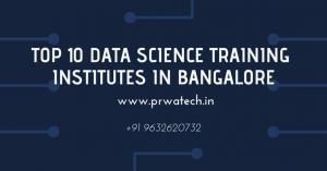 top 10 data science training institute in bangalore
